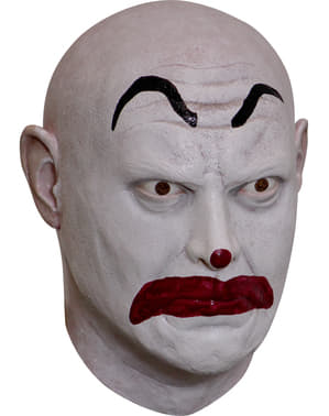 Adults Machete Clown Mask