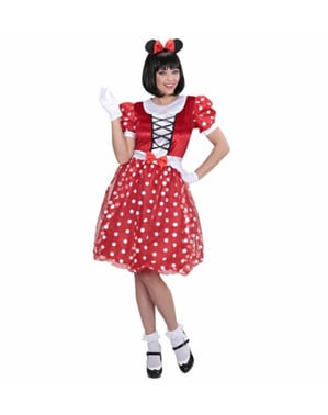 Womens Classy Mouse Costume