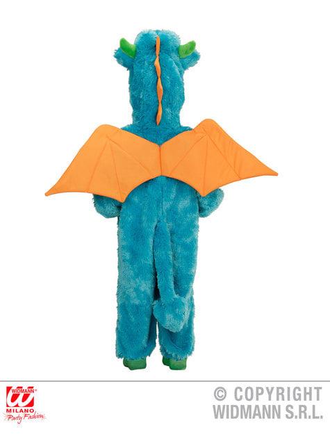 Disfraz de dragón de peluche para niño - infantil
