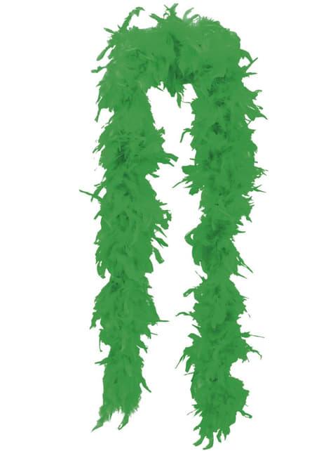 Boa verde Marabú 180 cms