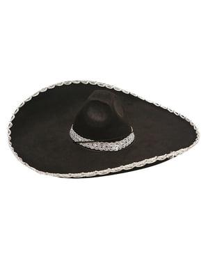 Sombrero mexicano para adulto