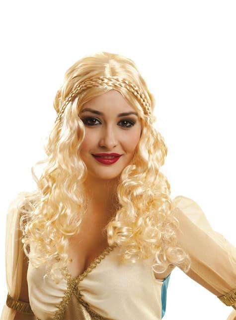 Women's dragon Princess Wig