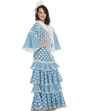 Жіноча сукня фламенко Іспанії