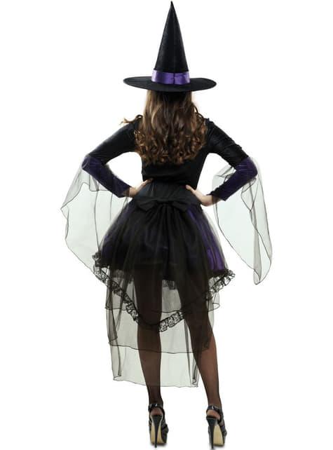 Disfraz de bruja glamourosa para mujer - original