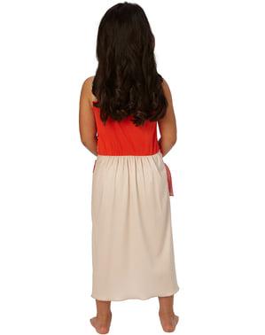 女の子のためのモアナ衣装