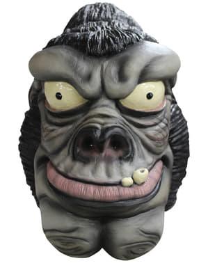 Masque gorille en latex adulte