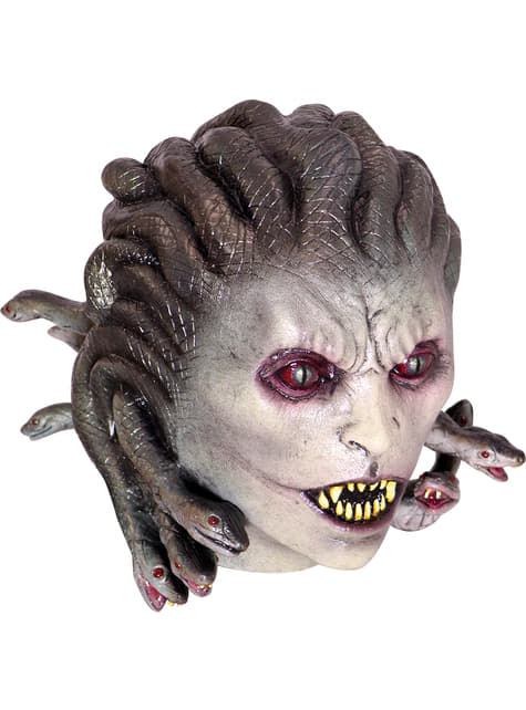Adult's Medusa Latex Mask