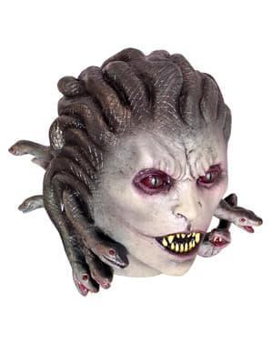 Mască de meduză din latex pentru adult