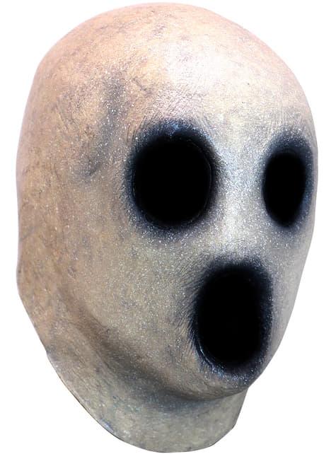 Máscara de Cara del terror de látex para adulto