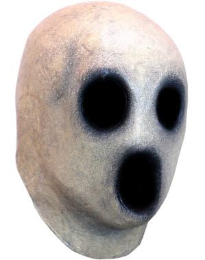 Máscara de fantasma aterrador