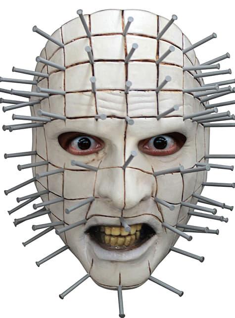 Máscara de Pinhead Hellraiser de látex para adulto