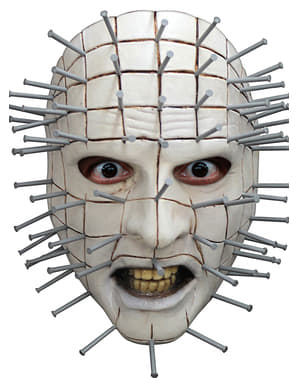Masque Pinhead Hellraiser en latex adulte