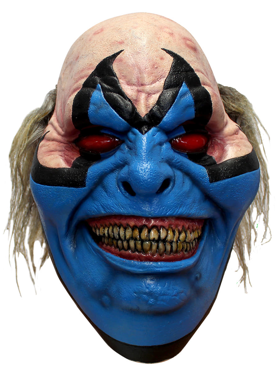Adults Clown From Spawn Latex Mask Buy On Funidelia At The Best Price