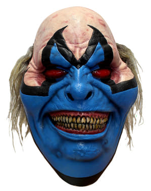 Adults clown from Spawn Latex Mask