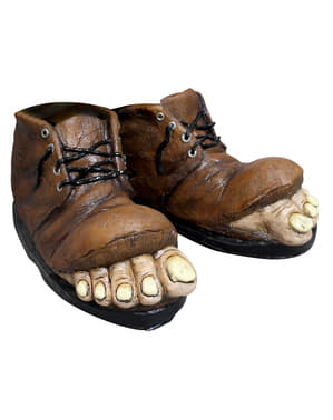 Tapa botas de vagabundo para adulto