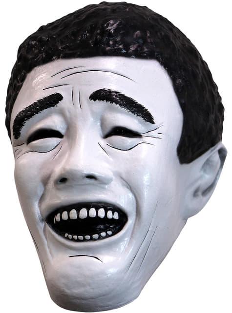 Máscara de Yao Ming de látex para adulto