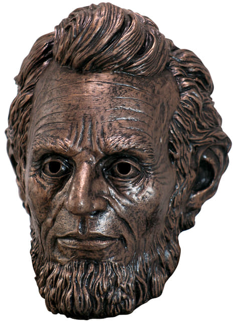 Adults Abraham Lincoln Latex Mask