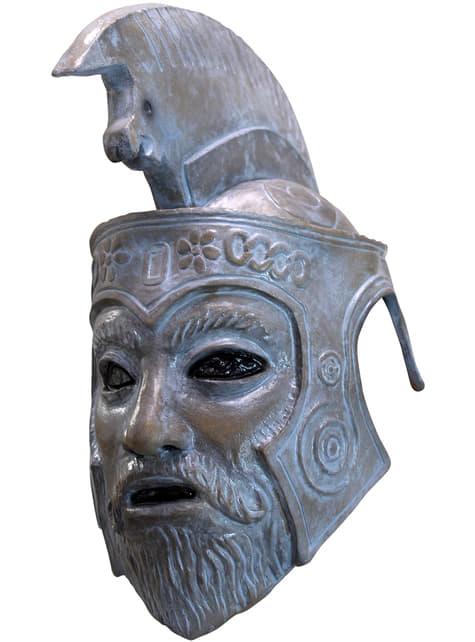 Adults Zeus Turbo Kid Latex Mask