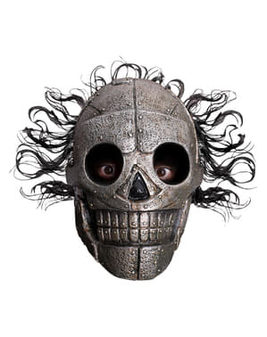 Възрастни Скелет турбо Kid латекс маска