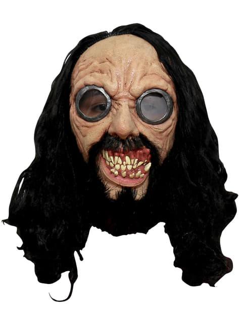Máscara de Boris Hombre de Negro de látex para adulto