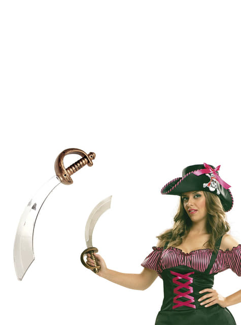 Sabie de pirat elegantă