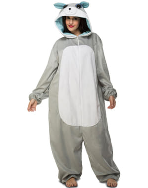 Fox Costume cute for adults