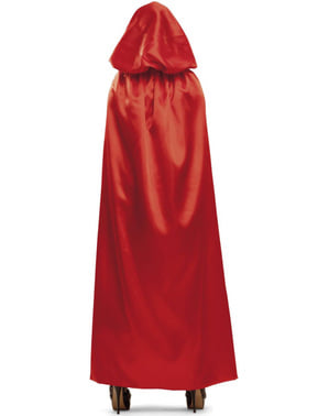 Crvenkapica Cape za žene