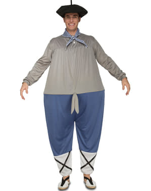 Adults Chubby Shepherd Costume