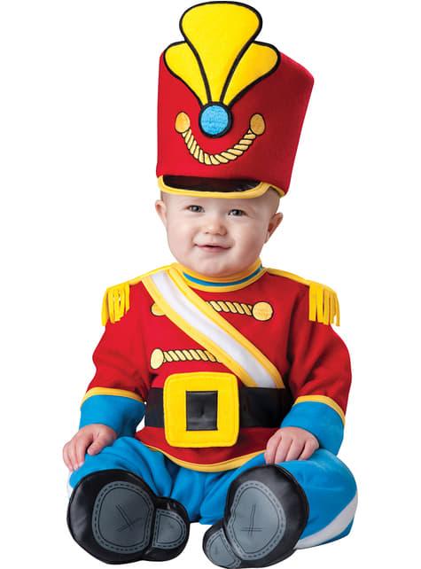 Bleisoldat Kostüm für Babys