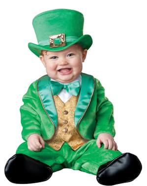Leprachaun kostuum voor baby