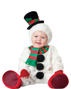 Disfraz de muñeco de nieve adorable para ... class