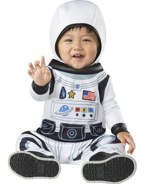 Disfarce de astronauta para bebé