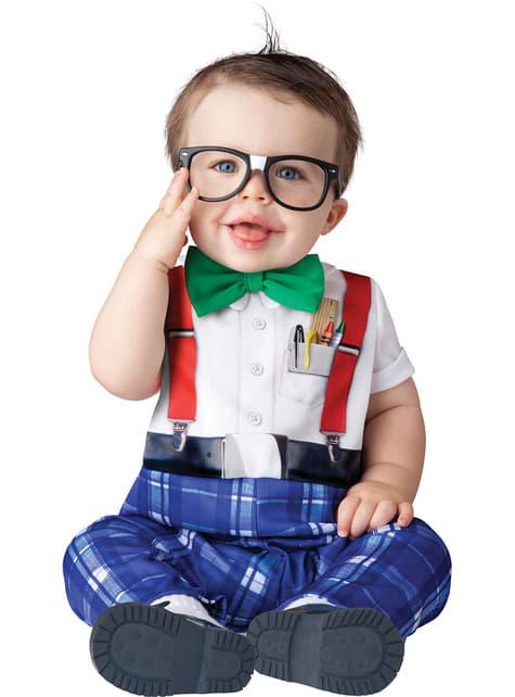 Fato de nerd para bebé