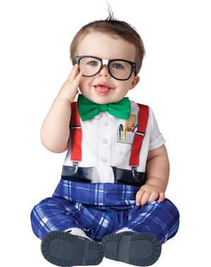 Costum de nerd pentru bebeluși
