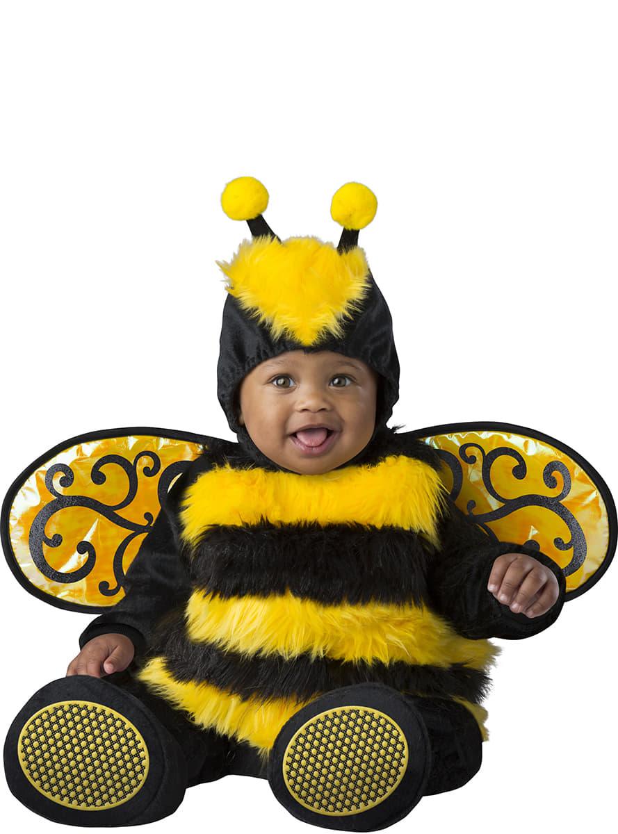 Disfraz de abeja adorable para beb Funidelia