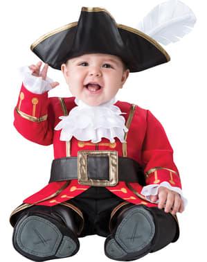 Costume da pirata cattivello per neonato