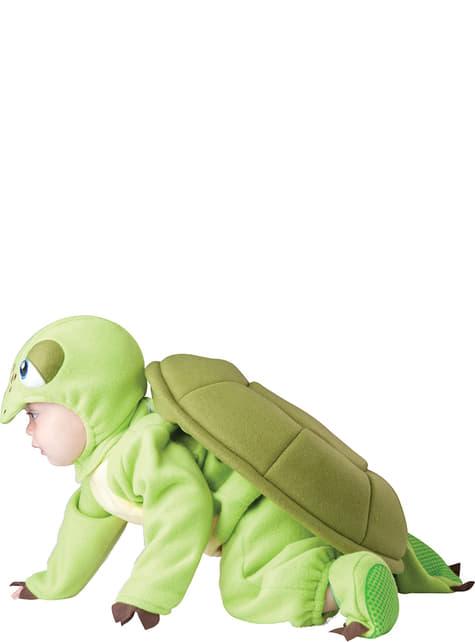 Disfraz de tortuga perezosa para bebé - bebe