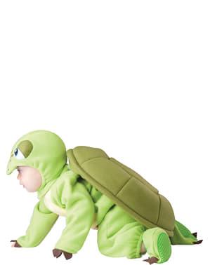 Baby's Lazy Turtle Costume