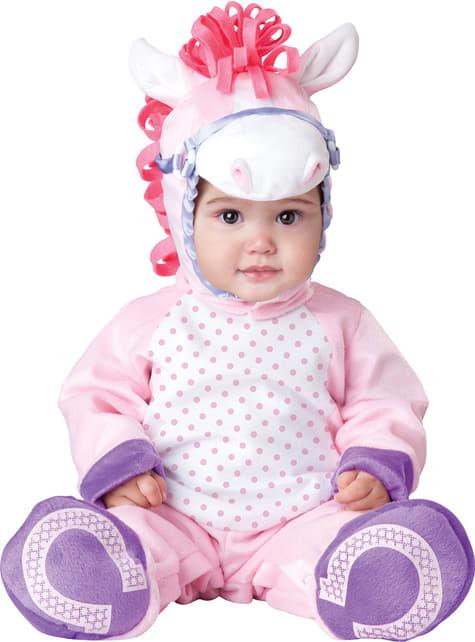 Disfraz de pony adorable para bebé