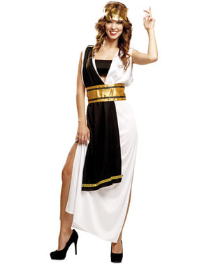 महिलाओं की रोमन पोशाक