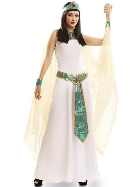 Disfraz de cleopatra imponente para mujer