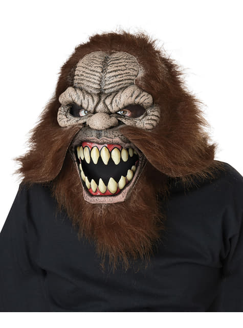 Bigfoot ani-motion mask for adults