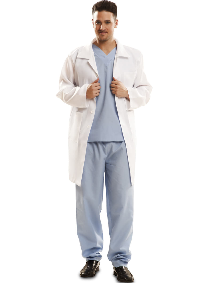 Menu0026#39;s Classic Doctor Costume. Buy on Funidelia at the best price!