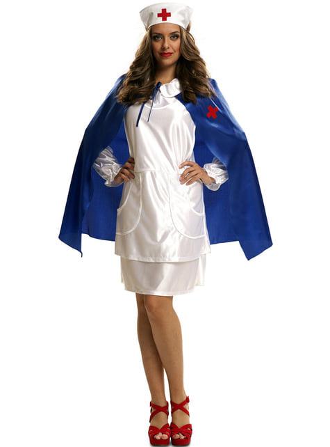 Дамски костюм за медицинска сестра