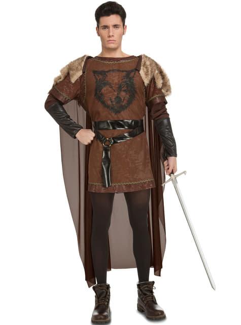 Lord uit het noorden kostuum voor mannen