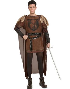 Чоловічий костюм скандинавського чоловіка