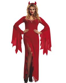Disfraz de princesa del infierno para mujer