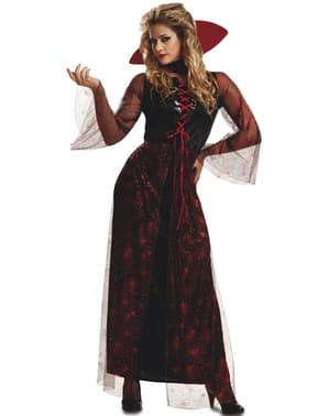 Disfraz de vampiresa malvada para adulto