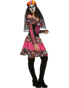 Catrina vestido corto