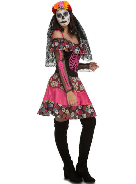 Day of the Dead Kostume til kvinder